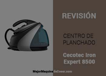 Centro de Planchado Cecotec Iron Expert 8500
