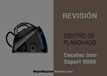 Logo Cecotec Iron Expert 9000