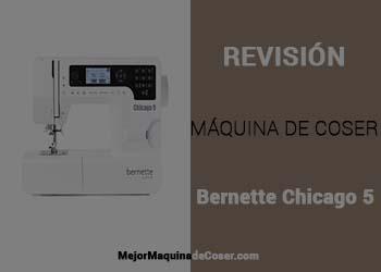 Máquina de Coser Bernina Chicago 5