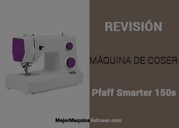 Máquina de Coser  Pfaff Smarter 150S