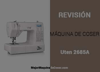 Máquina de Coser Uten 2685A